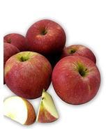 New-Crop Fresh Stayman Winesap Apples (Box of 8 Apples) - $19.59