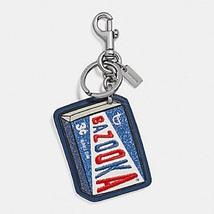 Coach BAZOOKA™ BAG CHARM Keychain  - $55.00