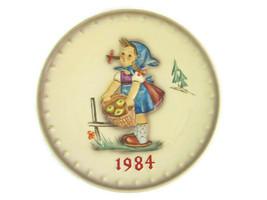 Goebel Hummel 14th Annual Plate Little Helper TMK-6 1984 - $11.87
