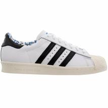 Adidas Men's HAGT Superstar 80S Black/White G54786 - $102.95