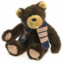 "Boyds Bears ""Bubba Bearyproud"" #4028324- 14"" Plush Bear-PAW Dealer Exclusive-New - $44.99"