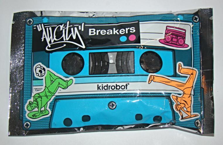 "Kidrobot - ""All City"" Breakers (New)"