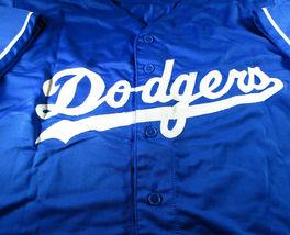 CODY BELLINGER / AUTOGRAPHED LOS ANGELES DODGERS CUSTOM BASEBALL JERSEY / COA image 2