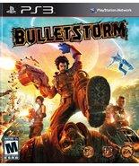 Bulletstorm - Playstation 3 [PlayStation 3] - $5.14