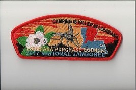 Louisiana Purchase Council 2017 National Jamboree JSP - $8.91