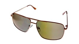 Kenneth Cole Reaction  Mens Sunglass Gold Aviator, GreenLens KC1369 32N - $17.99