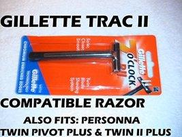 Trac II Razor Compatible image 3