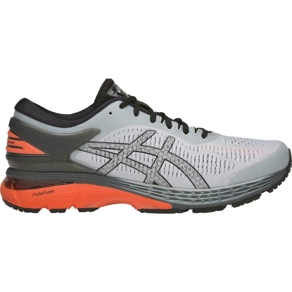 ASICS GEL-KAYANO 25 Men's Running Shoes Walking Sneakers Gray NWT 1011A019.022