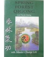 SPRING FOREST QIGONG LEVEL TWO FOR HEALING DVD BY CHUNYI LIN KARATE MART... - $74.99