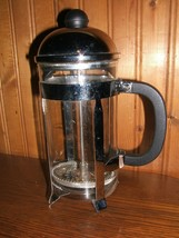 French Press Coffee Cup Maker 8 Tea Stainless Steel 34 Ounce Mug 3 Bodum... - $19.75