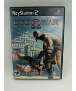 God of War PlayStation 2 2005  - $24.74