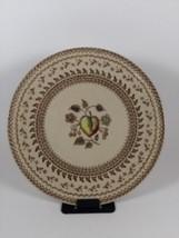 Staffordshire Old Granite Johnson Bro. Fruit Sampler Plate Made in England 6 in. - $5.94