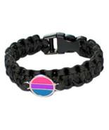 Bisexual Pride Paracord Bracelet - $7.73