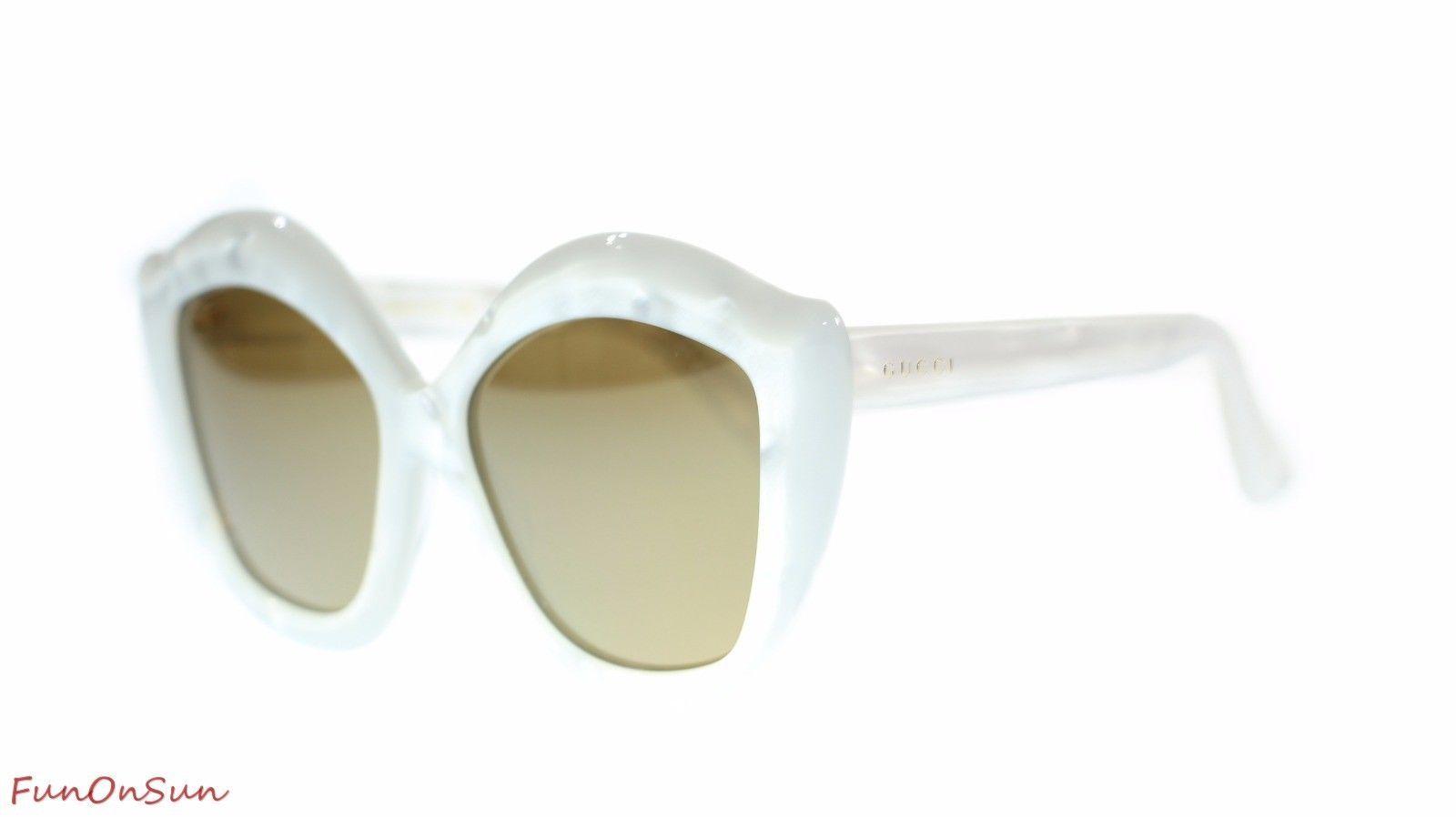 73334fc3b06 Gucci Women Designer Sunglasses GG0117S 003 and 50 similar items. S l1600