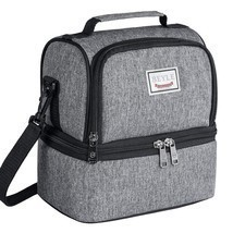 Lunch Box Insulated Lunch Bag For Men & Women Kid Large Refrigerated Lun... - €20,76 EUR