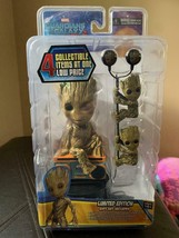 Limited Edition Groot Gift Set Marvel Guardians of the Galaxy NECA New u... - $45.00