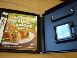 Nintendo DS My Healthy Cooking Coach image 2