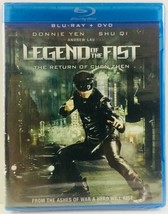 Legend of the Fist: The Return of Chen Zhen (Blu-ray Disc, 2011, 2-Disc ... - $8.08