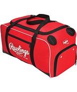 Rawlings Covert Player Duffle Bag, Scarlet - $38.60
