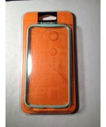 Authentic Spigen SGP11245 Ultra Hybrid Mint Case Google Motorola Nexus 6 - $7.66