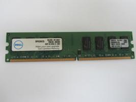 SNPKU354C/2G 2GB DDR2 2Rx8 PC2-5300 DESKTOP MEMORY 240PIN LOW DENSITY NON-ECC