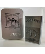 NEW – Sealed & Unfired Original 1932 Replica 2nd Release Camel Zippo Lig... - $95.06