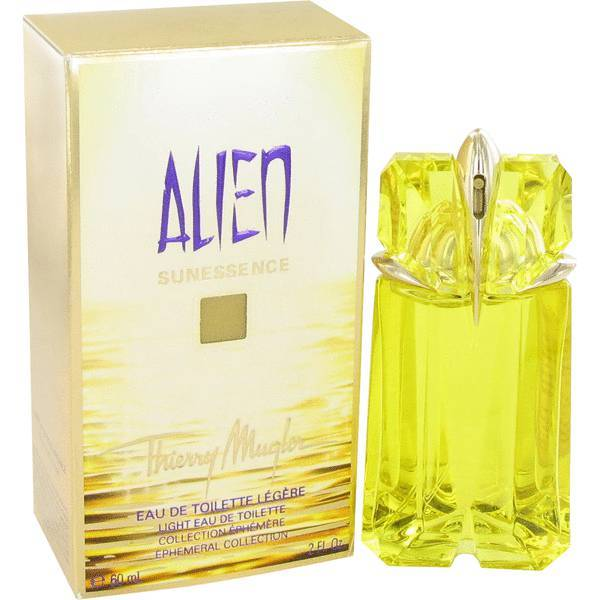 Thierry Mugler Alien Sunessence 2.0 Oz Eau De Toilette Legere Spray