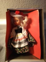 Friends Of Foreign Lands DOLL--MISS GERMANY---UNEEDA--FREE SHIP--NEW - $15.47