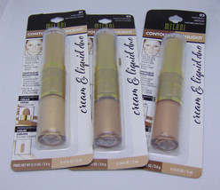 Milani Contour & Highlight Cream And Liquid Duo 0.23oz/6.6g Choose Shade - $6.95