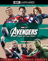Marvel's Avengers Age of Ultron (4K Ultra HD+Blu-ray)
