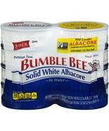 Bumble Bee Solid White Albacore Tuna in Water, 8 pk./5 oz. - $32.62