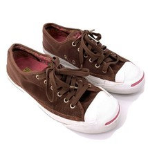 Converse Jack Purcell Velv Oxford Sneakers 1T493  Women's 7.5 Brown - $53.67 CAD