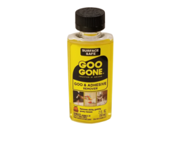 Goo Gone Original Adhesive Remover 2oz Bottle