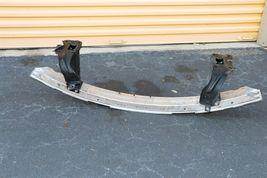 05-11 Mercedes W219 CLS63 CLS55 CLS Front Bumper Impact Reinforcement Bar Rebar image 7