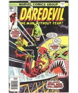 Daredevil Comic Book #137 Marvel Comics 1976 FINE - $8.79