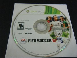 FIFA Soccer 12 (Microsoft Xbox 360, 2011) - Disc Only!!! - $3.78