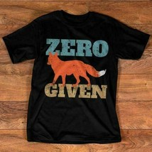 Fox Zero Given Men T-Shirt Cotton S-6XL - $12.99