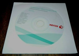 SOFTWARE CD ONLY for Xerox Workcenter 5845/55/65/75/90 multi function printer  - $29.69