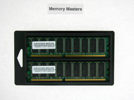 ASA5540-MEM-2GB 2GB Approved (2X1GB) memory for Cisco ASA5540 - $58.41