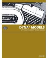 2017 Harley Davidson Dyna FXDL FLD FXDB Master Manual Set service & electrical - $14.75