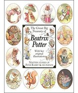 The Great Big Treasury of Beatrix Potter,Beatrix Potter,Beatrix Potter. - $399.99