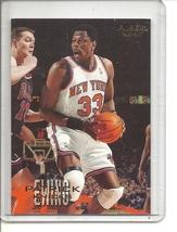 (b-32) 1996-97 Fleer #71 - Patrick Ewing - $2.00