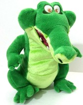 "Tick Tock The Crocodile Disney Store Peter Pan Plush Stuffed 12"" Tall Lo... - $29.69"