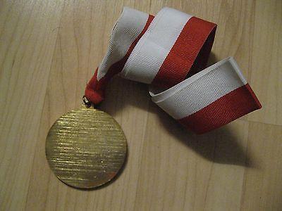 Coca Cola Deportes Medalla - Coke Refresco Pop Oro Atleta Competition Medallón