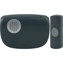 GE(R) 19240 Portable Door Chime with Doorbell Button - $34.92