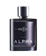 Avon Alpha For Men 3.4 Fluid Ounces Eau de Toilette Spray  - $27.98