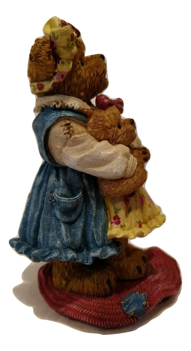 "Boyds Bears - ""Momma McPetal with Lil' Posey,"" #4033639 image 4"