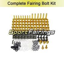 Bolt kit Screws Fastener CNC Aluminium Clips For Suzuki GSXR1000 K9 2009... - $20.56+