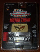 1997 Racing Champions 1:56 Scale 1997 Chevrolet Corvette Limited Edition - $5.95