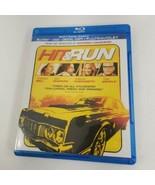 Hit  Run (Blu-ray Disc, 2013) DVD  - $3.96